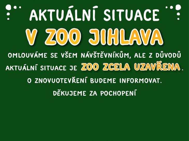 Mame Otevreno 365 Dni V Roce Zoo Jihlava